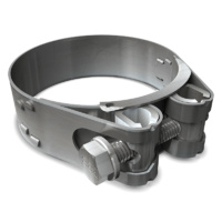 Norma T Bolt Heavy Duty Clamp GBS28/18W4P 27-29MM Ø Clamping Range 18.0MM Band Width W4
