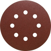 Self Fastening Disc - (PS22) Paper/Aluminium oxide/No hole 400grit 125mm - Pack of 50