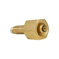 310338 CIGWELD Inlet Nut & Nipple Type 50 c/w O-Ring