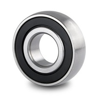 CS309LLU Premium Deep Groove Ball Bearing With Spherical OD