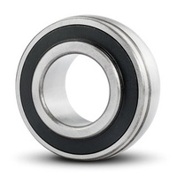 UK215 Premium Wide Inner Ring Bearing Spherical OD With Tapered Bore (75mm)