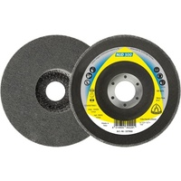 Cleaning Wheel - (NUD500) Silicon carbide/Non-woven/Flat Fine 125x13x22mm - Pack of 5