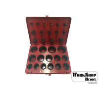 Workshop Buddy O-Ring Metric Assortment Kit Jap Standard P3-P46 382pce
