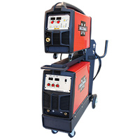 Migomag 350A Remote Multi Process MIG/TIG/MMA Inverter Welder Package