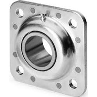 DHU1-1/2S-211 Bearing Disc Harrow / Ag Complete Unit Square Bore (1-1/2 Inch)