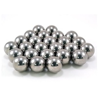 BALL-CH-11/32 Ball Chrome Steel GCr15 G20 11/32''