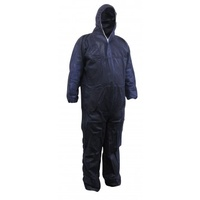 Chemguard SMS Disposable Coveralls - Blue - Large