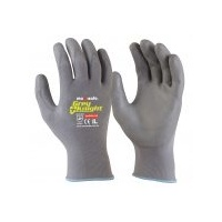 Liteflex Nylon Glove With Polyurethane (PU) Palm Coating - XXLarge