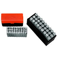 LP/8 Groz Letter Punch Set, 8mm