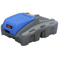Equipco 200ltr Ultimate Poly Diesel Ute Tank Kit