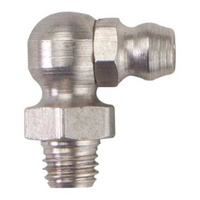 1/8 BSP Stainless Steel 90 Deg Grease Nipple
