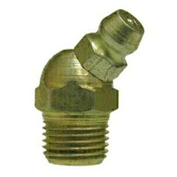 1/4 BSF 45 Deg Grease Nipple