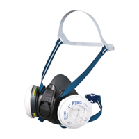 Half Face Respirator Medium - TPE