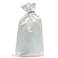 Poly Woven Bag 915mm x 510mm White