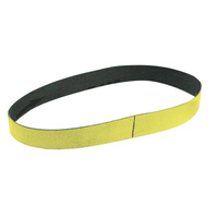 Worksharp Replacement Belt, Diamond Grit (Micromesh), To Suit Ceramic Knives, 180 Grit (Yellow), To Suit Wskts